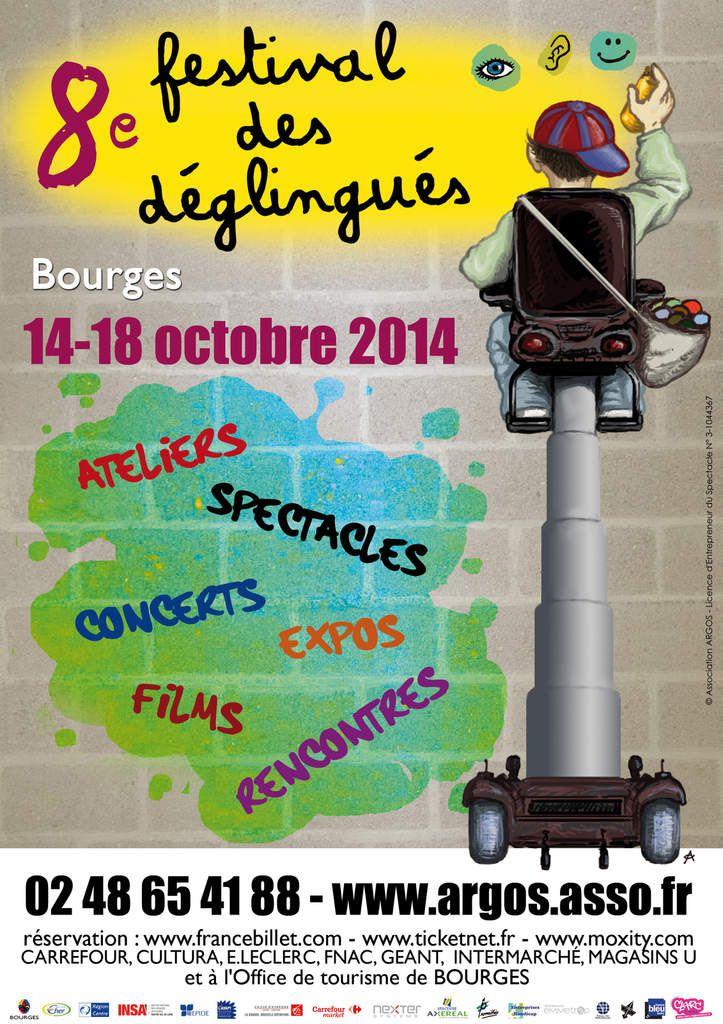 8ème Festival des Déglingués