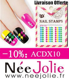 Stamping : my first experience with Née Jolie