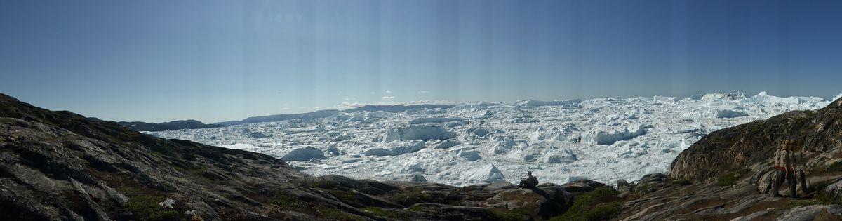 Meer mit Eiswürfeln: Die Diskobucht und Ilulissat