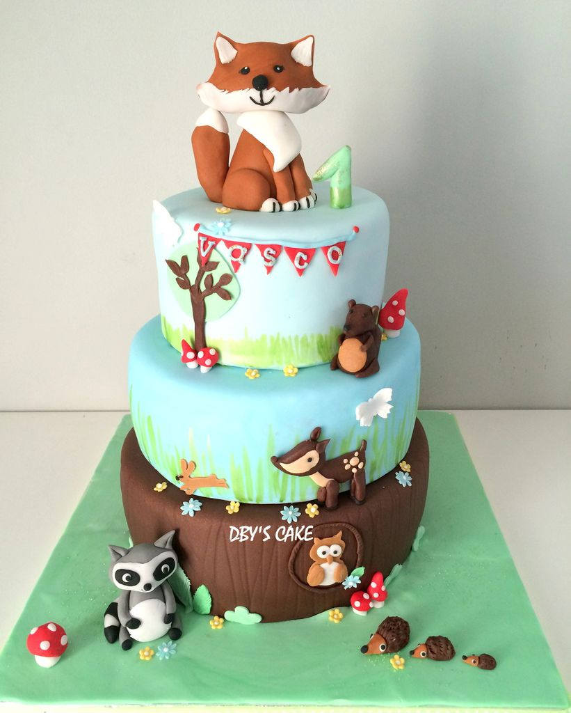 Deco Cake Design Par Theme
