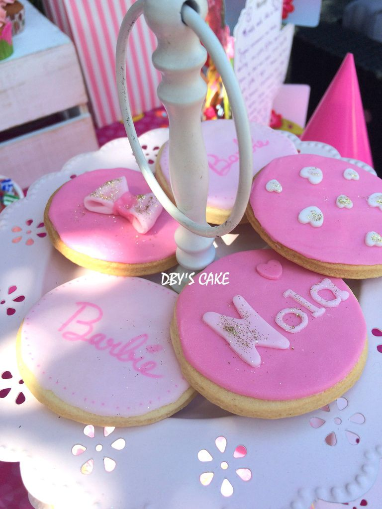 Sweet Table Barbie