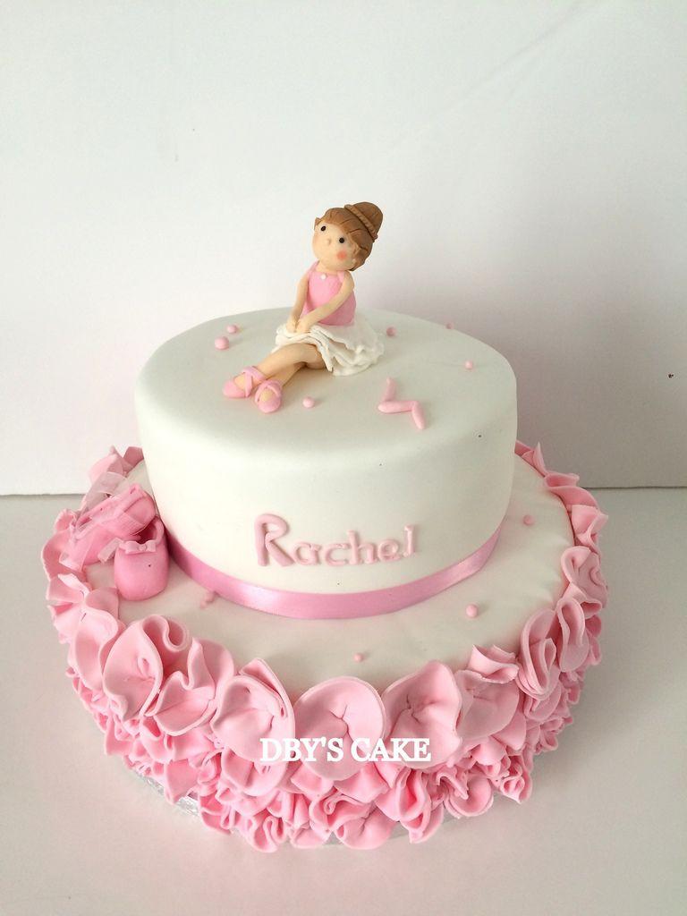 Gâteau Danseuse