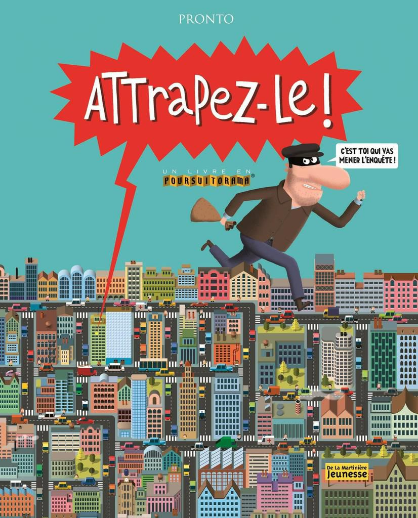 Attrapez-le de PRONTO