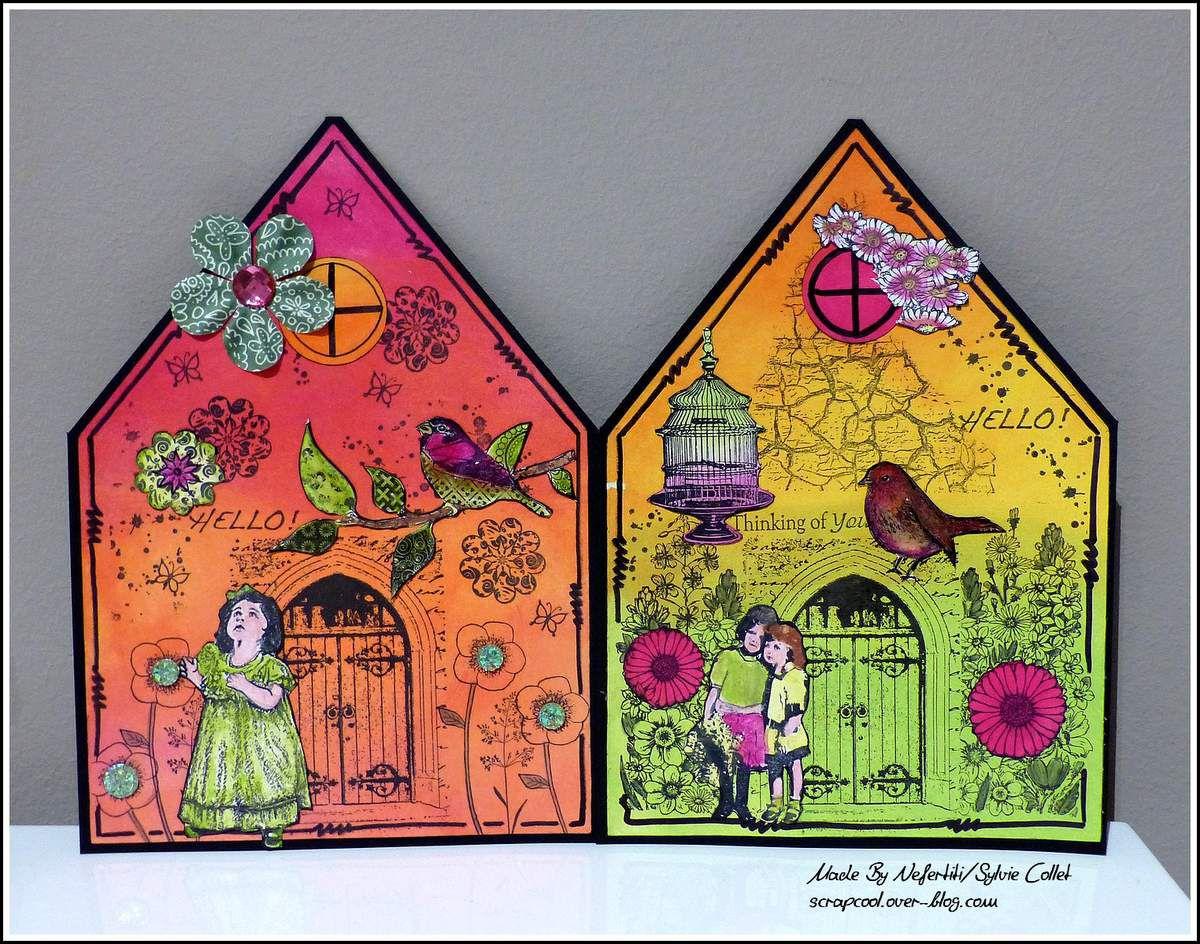 HOUSE CARDS / CARTES MAISON