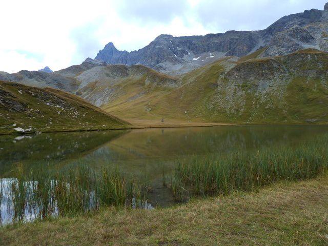 Briançonnais : le lac des Cordes