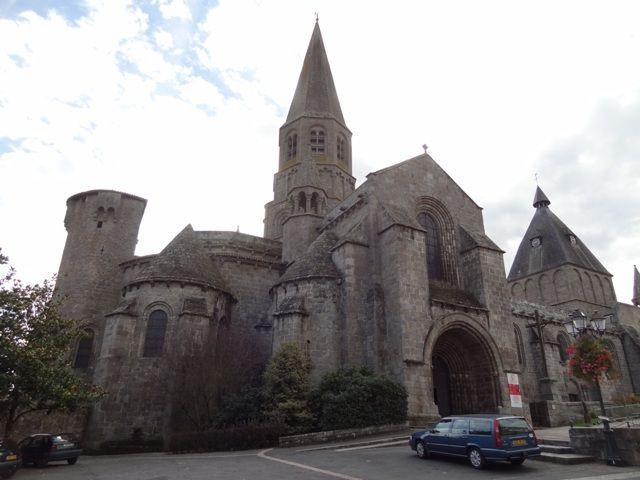 Le Dorat, la collégiale Saint Pierre-aux-liens