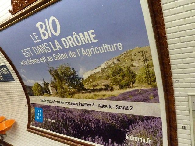 La Drôme à Paris