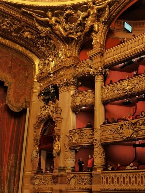 Paris : remise à niveau 2 : le palais Garnier