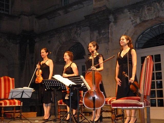 La modernité de Mozart, le festival Saoû chante Mozart à Suze la Rousse