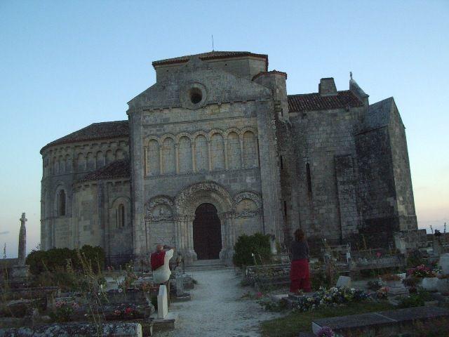 Sainte Radegonde de Talmont sur Gironde