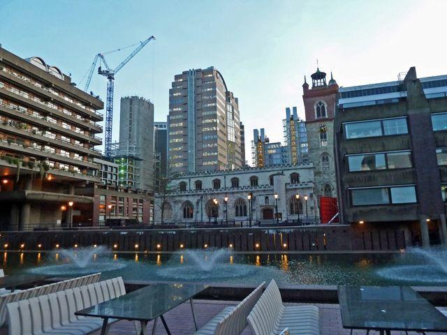 Saoû chante Mozart à Londres - Barbican Centre