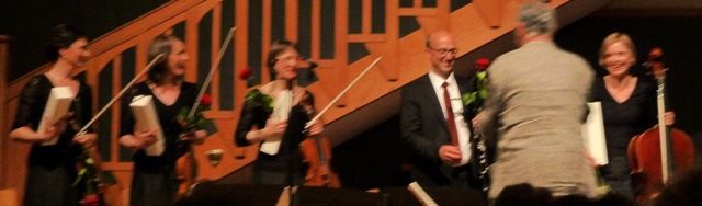 Saoû chante Mozart à Chemnitz - concert à la villa Esche