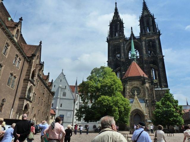 Saoû chante Mozart à Chemnitz - Meissen, ancienne capitale