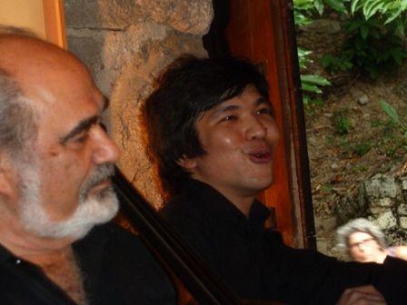 Le concert à Pratmiral