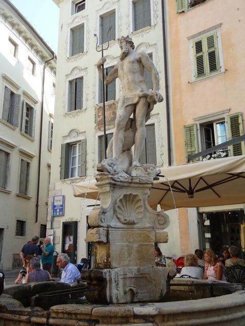 Saoû chante Mozart à Rovereto