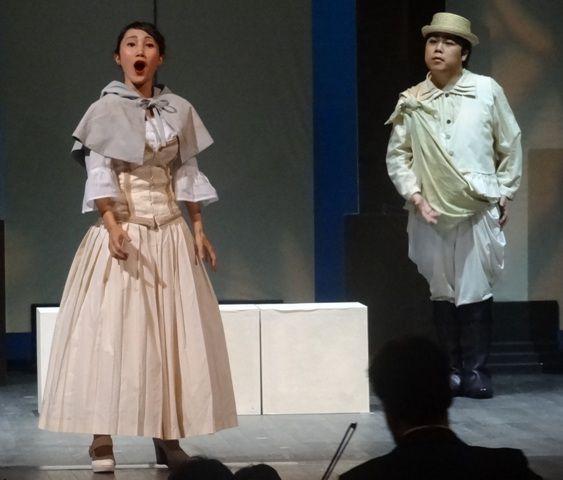 Saoû chante Mozart à Rovereto -Soirée japonaise