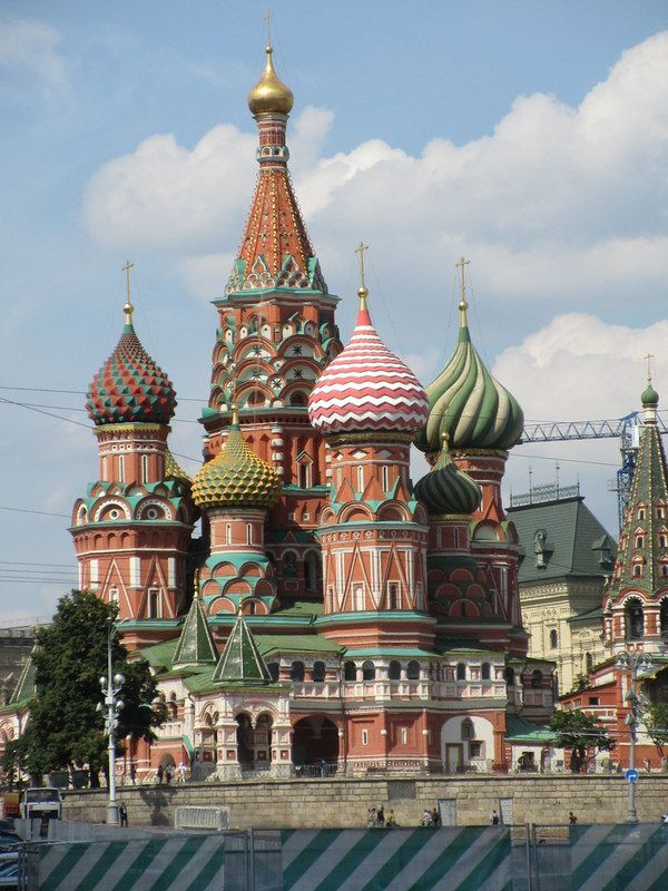 Moscou, 1er août