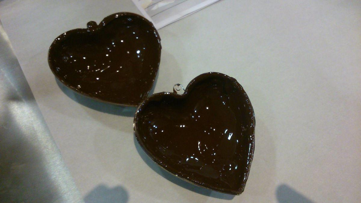 Cours chez le Maitre chocolatier GELENCSER - 06.12.14