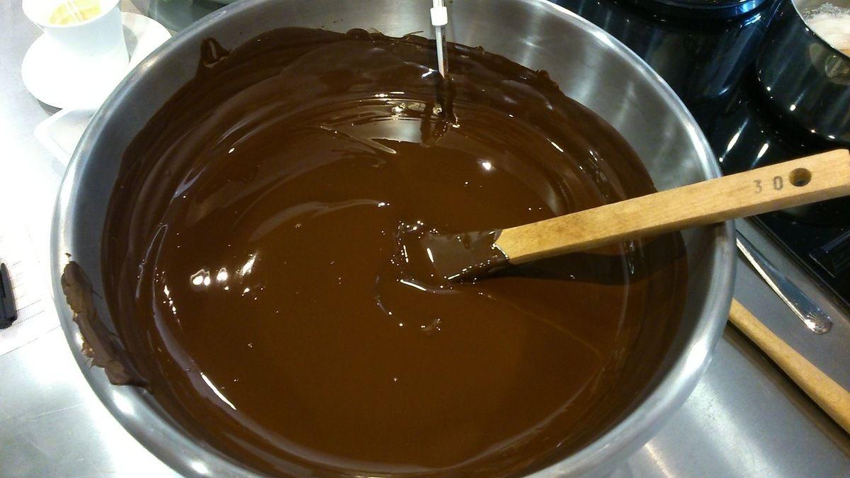 Cours chez le Maitre chocolatier GELENCSER - 07.03.15