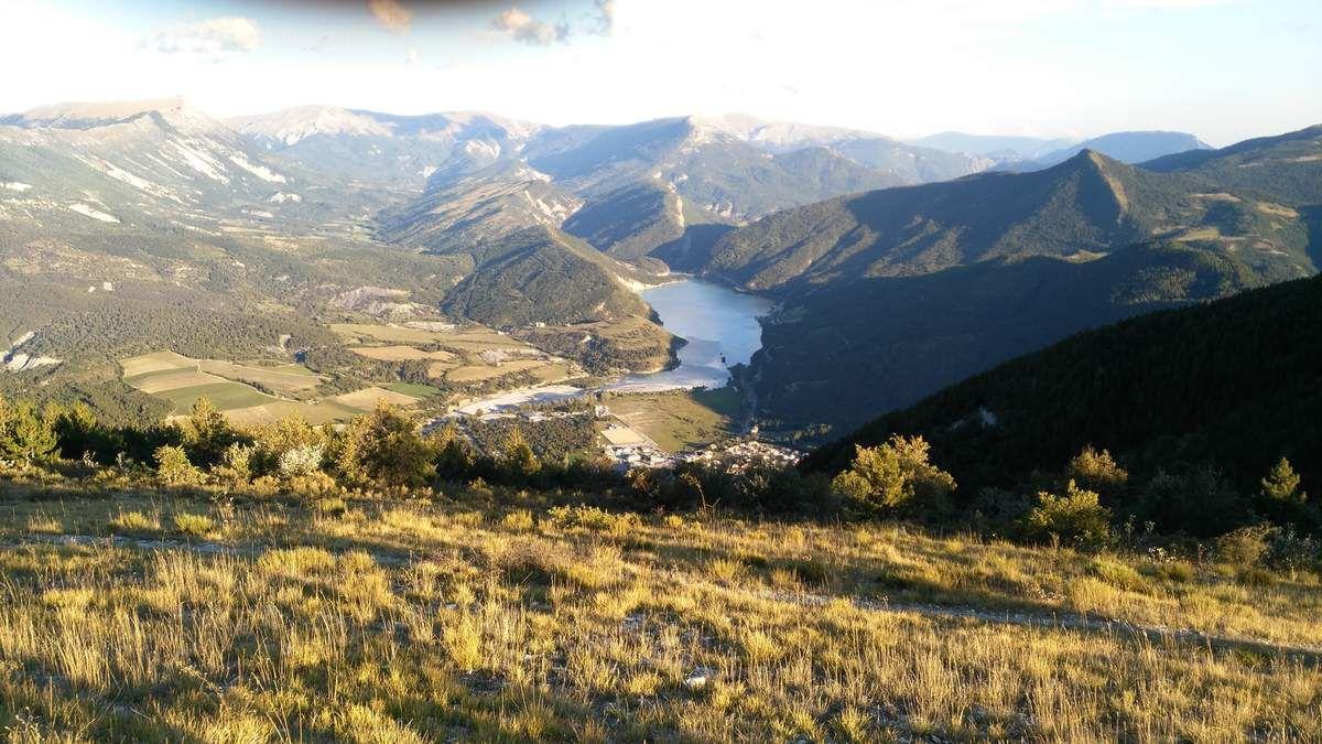 Saint André les Alpes &quot&#x3B;Retour aux sources&quot&#x3B;
