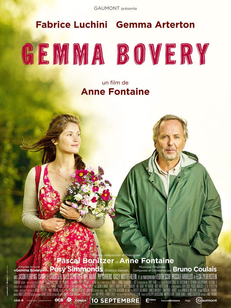 """@ L'AFFICHE, """"GEMMA BOVERY"""""""