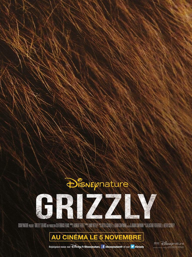 """GRIZZLY"", BANDE-ANNONCE !"