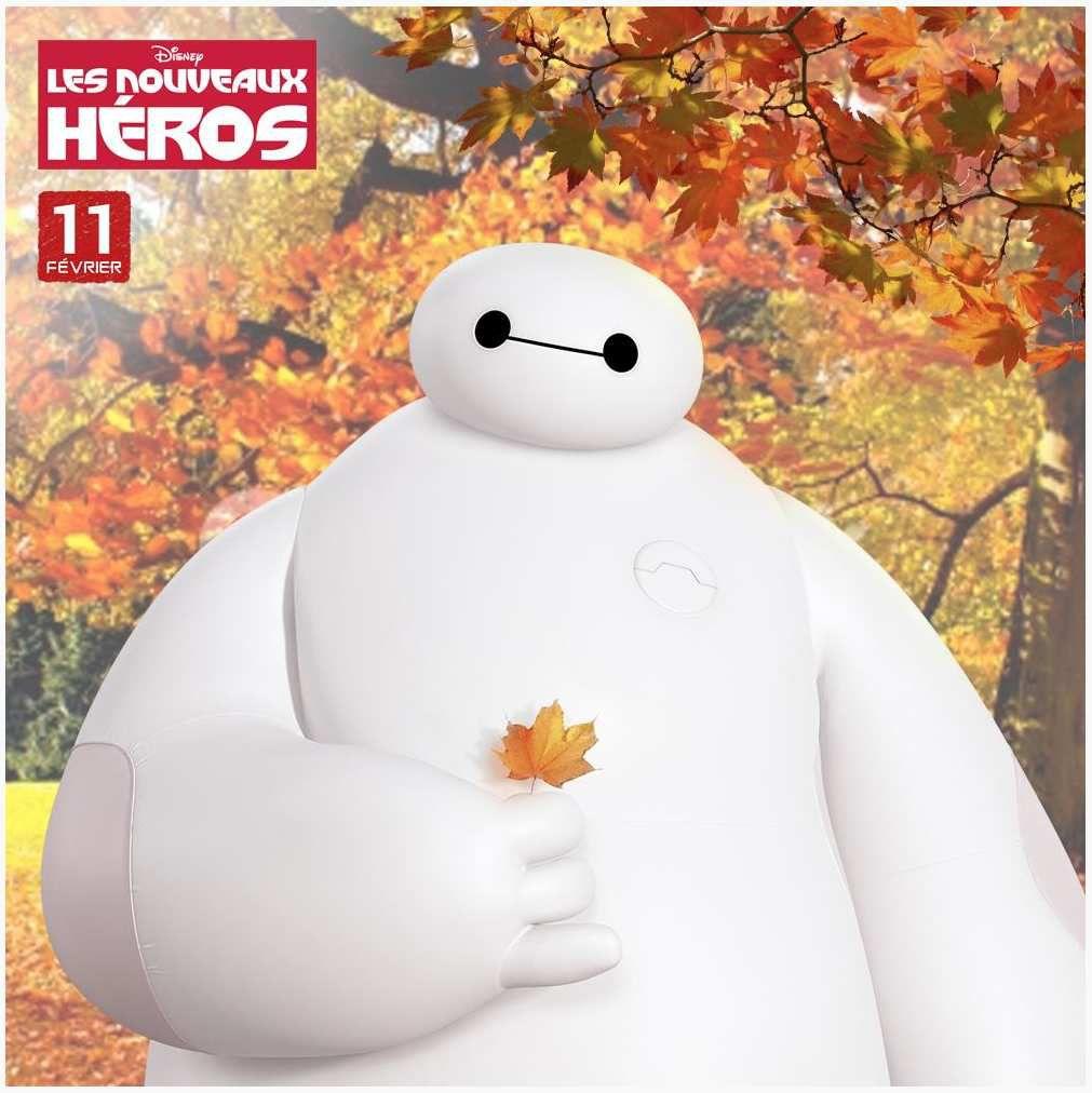 RT @DisneyFR: C'est l'automne ! #LesNouveauxHéros...