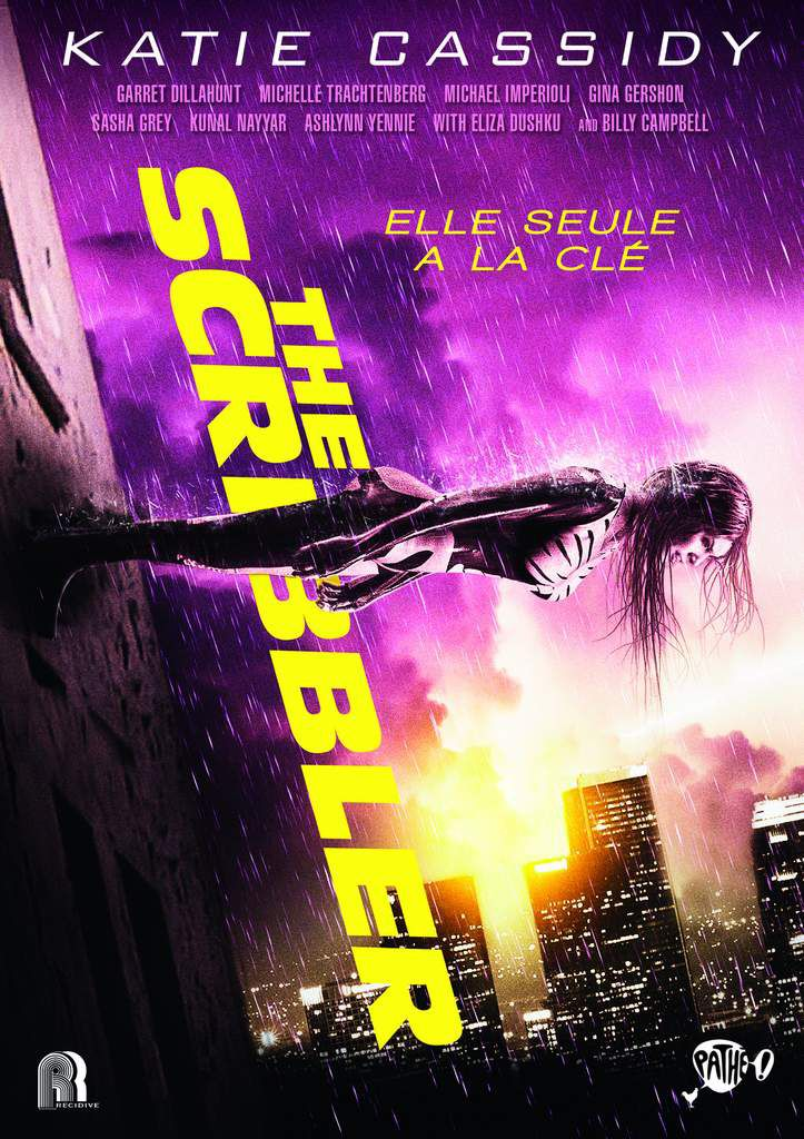 """CONCOURS, """"THE SCRIBBLER"""""""