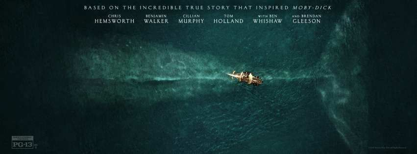 &quot&#x3B;IN THE HEART OF THE SEA&quot&#x3B;, TEASER