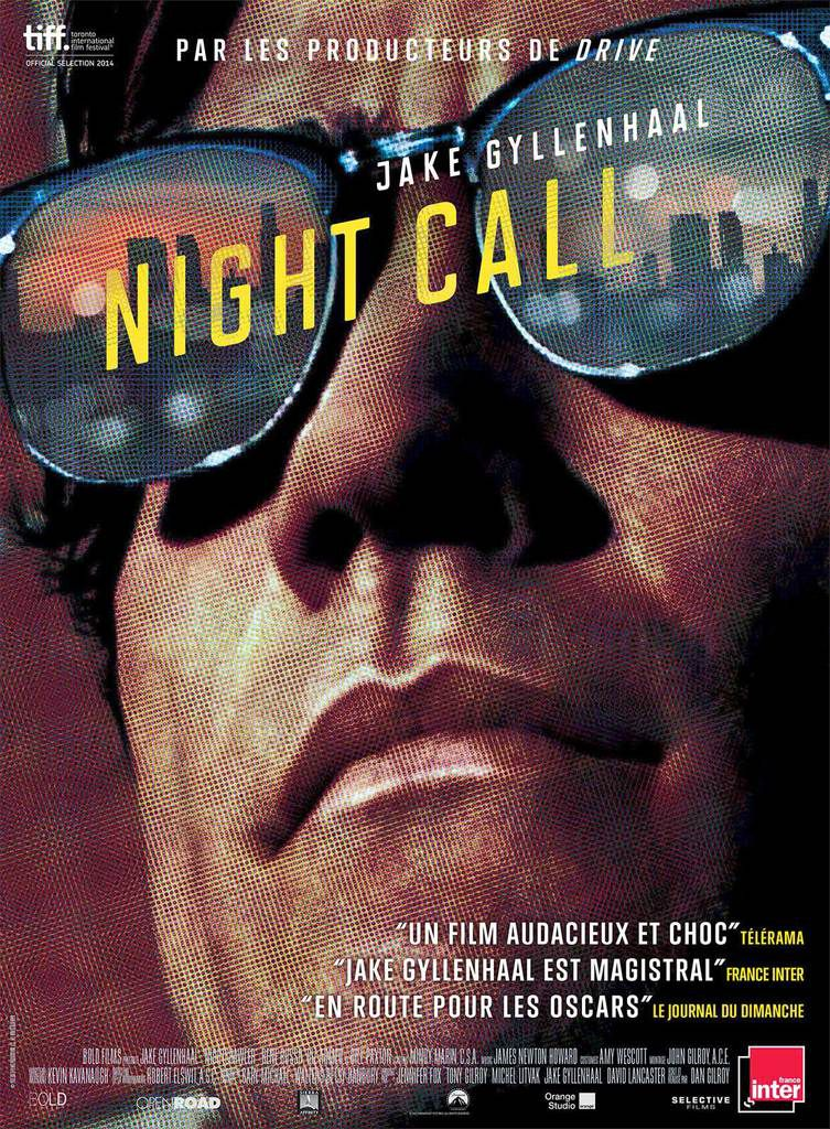 @ L'AFFICHE, &quot&#x3B;NIGHT CALL&quot&#x3B;