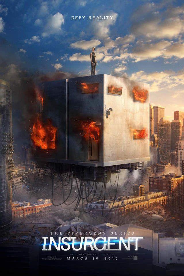 &quot&#x3B;DIVERGENTE 2: L'INSURRECTION&quot&#x3B;, LA BANDE-ANNONCE !