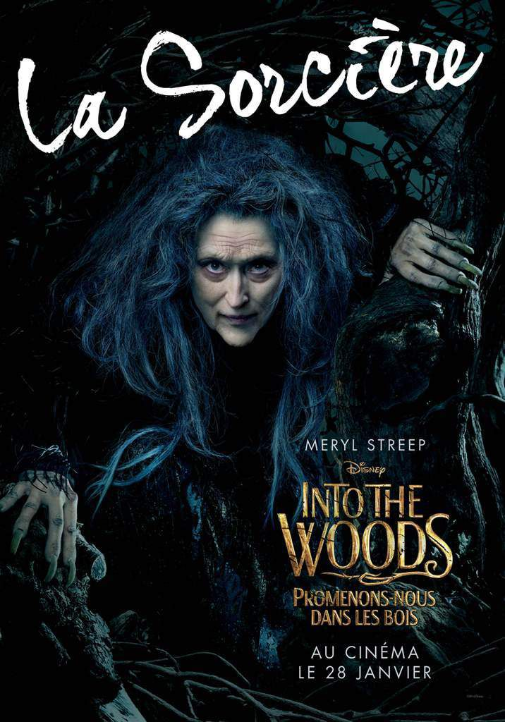 """""""INTO THE WOODS"""", DÉCOUVREZ """"NO ONE IS ALONE"""" !"""