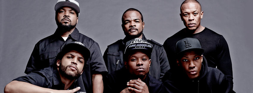&quot&#x3B;STRAIGHT OUTTA COMPTON&quot&#x3B;, BANDE-ANNONCE
