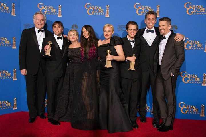 M.A.J. &quot&#x3B;GOLDEN GLOBE AWARDS 2015&quot&#x3B;, LE PALMARÈS