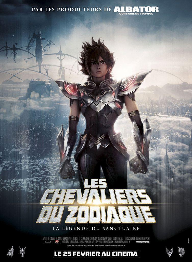 &quot&#x3B;LES CHEVALIERS DU ZODIAQUE - LA LÉGENDE DU SANCTUAIRE&quot&#x3B;, LA BANDE-ANNONCE DU FILM !