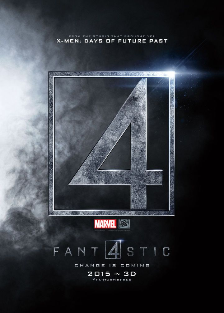&quot&#x3B;THE FANTASTIC FOUR&quot&#x3B;, LA NOUVELLE BANDE-ANNONCE !