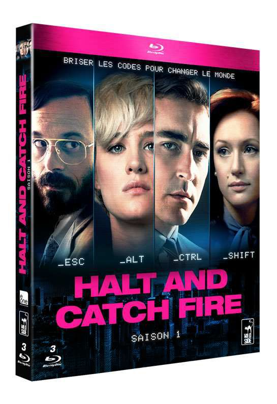 CONCOURS : BLU-RAY &quot&#x3B;HALT AND CATCH FIRE&quot&#x3B; À GAGNER !