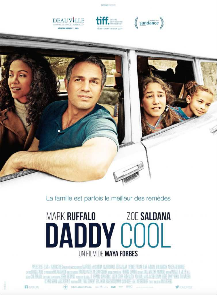 "MARK RUFFALO S'IMPROVISE PAPA DANS ""DADDY COOL"""