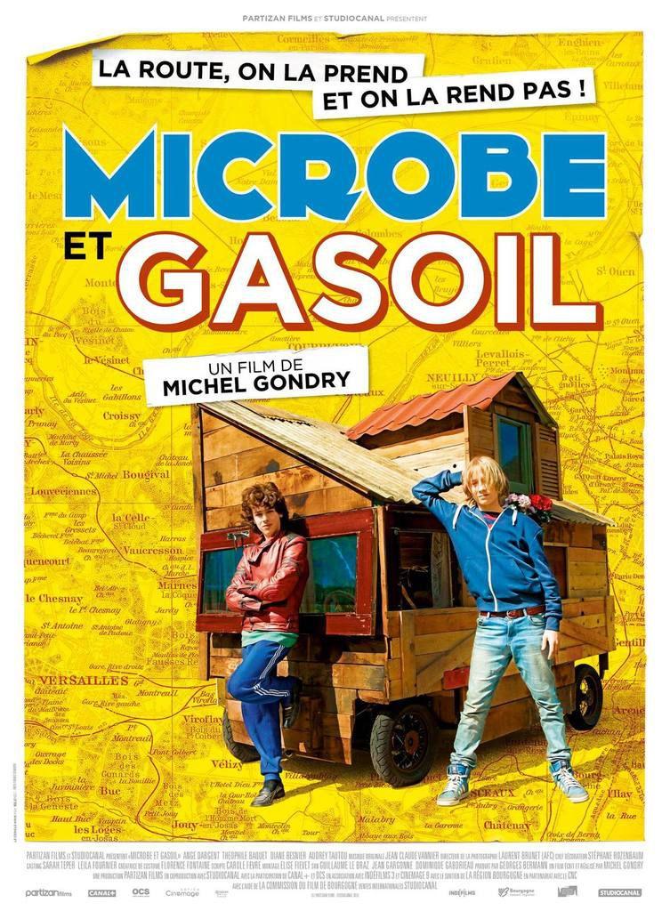 &quot&#x3B;MICROBE ET GASOIL&quot&#x3B;, LE PROCHAIN FILM DE MICHEL GONDRY