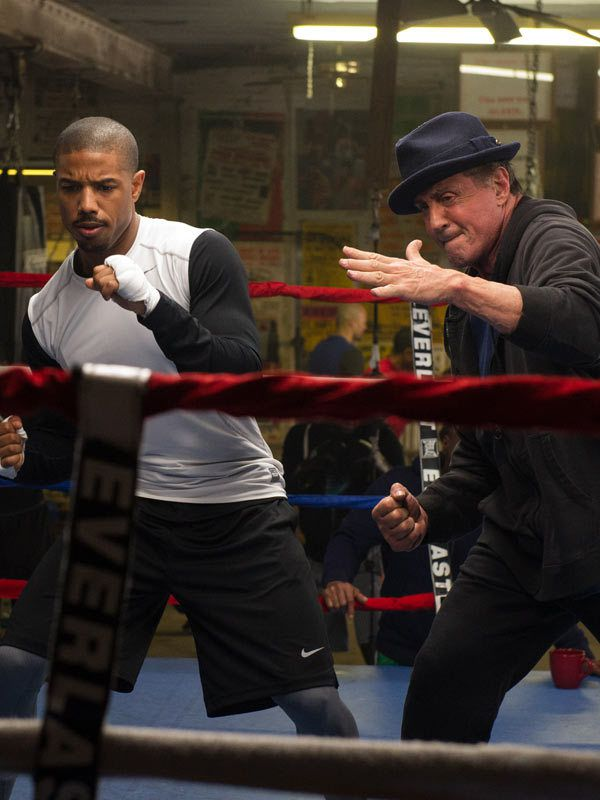 """CREED"": LE SPIN-OFF DE ROCKY !"