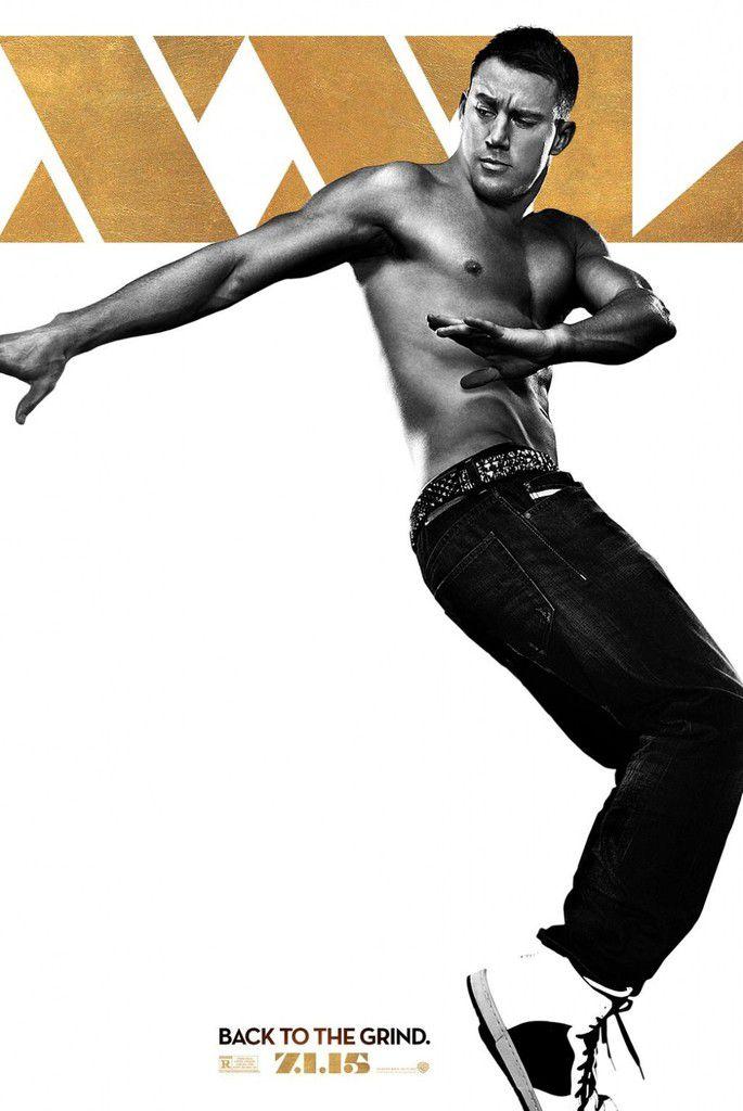 """Magic Mike XXL"" de Gregory Jacobs"