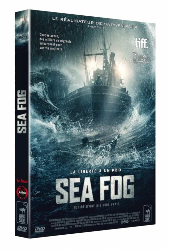 CONCOURS: DES DVD DE &quot&#x3B;SEA FOG&quot&#x3B; À LA CLÉ !