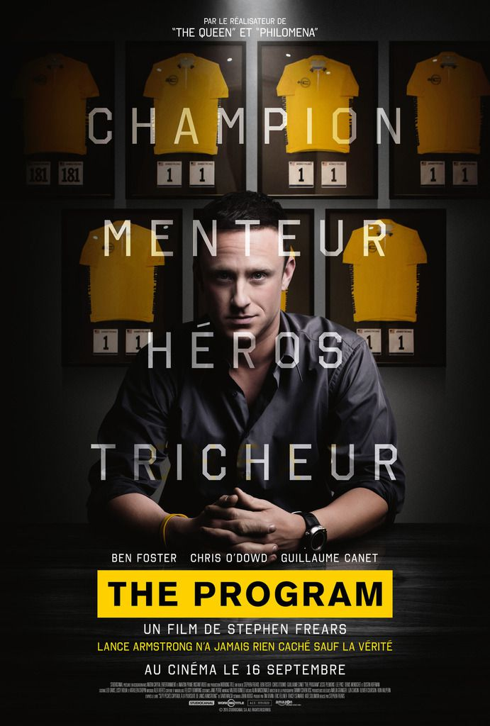&quot&#x3B;THE PROGRAM&quot&#x3B;: FEATURETTE ET EXTRAITS
