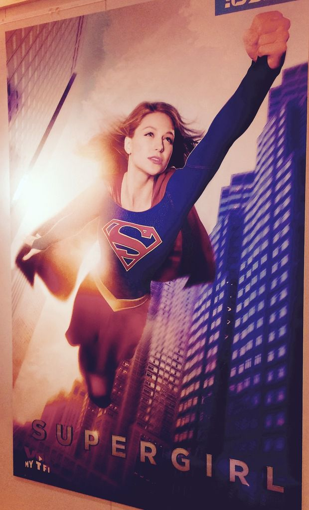 Supergirl créée par Allison Adler, Andrew Kreisberg & Greg Berlanti