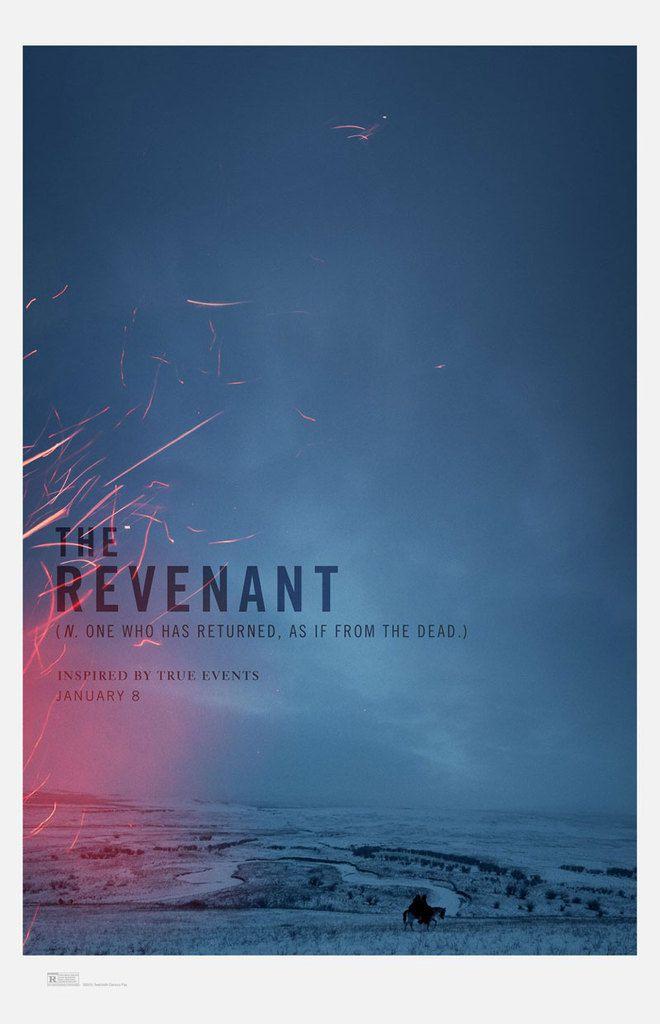 &quot&#x3B;THE REVENANT&quot&#x3B;, FILM DE L'EXTRÊME