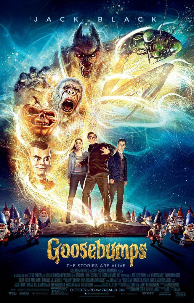DIX PROCHAINS FILMS &quot&#x3B;HALLOWEENESQUE&quot&#x3B;...
