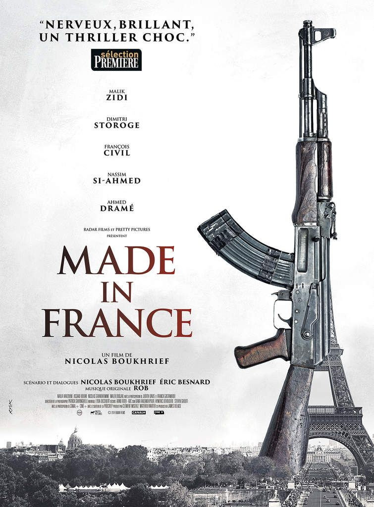 &quot&#x3B;MADE IN FRANCE&quot&#x3B;: BANDE-ANNONCE !