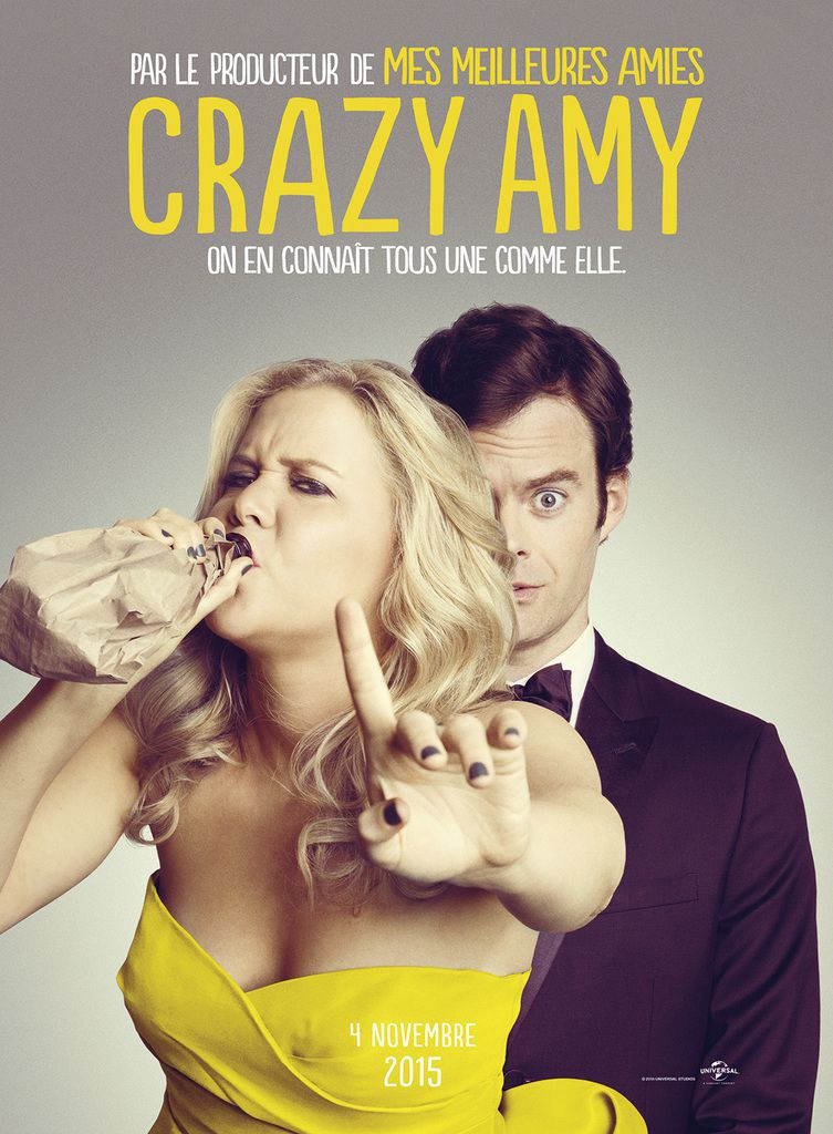 CRITIQUE: &quot&#x3B;CRAZY AMY&quot&#x3B;