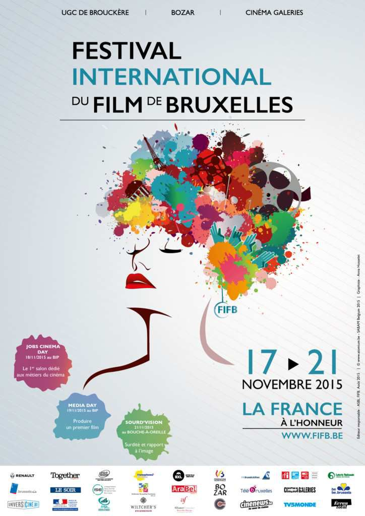 LE FESTIVAL INTERNATIONAL DU FILM DE BRUXELLES