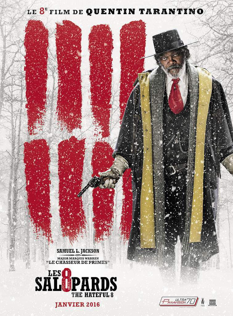 &quot&#x3B;THE HATEFUL EIGHT&quot&#x3B;: LA NOUVELLE BANDE-ANNONCE !